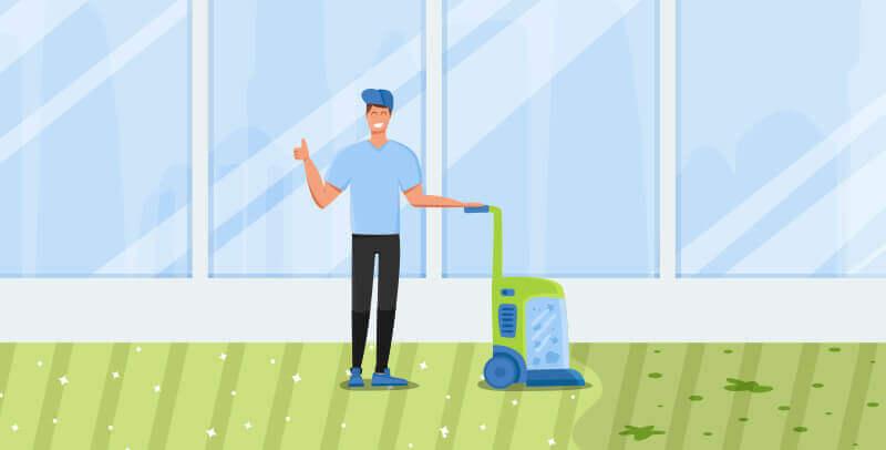 איך מתחזקים שטיח - מאסטר קלין